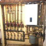 Install and maintenance Navien Boiler