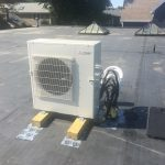 Mitsubishi Ductless unit / heat pump Installed 4 zones heat pump/ ductless unit Address: Main St Winchester