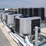 Centralized Air Conditioner for Cinema Hall